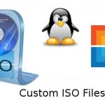 Custom-iso-file